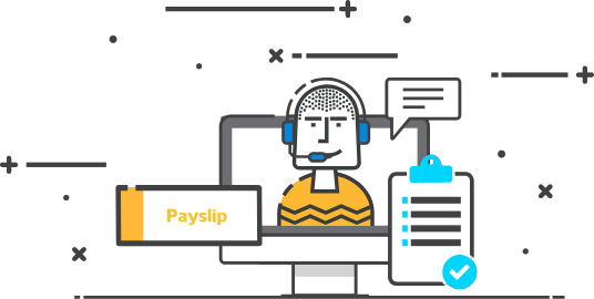 The benefits of working through Flo - payroll illustration