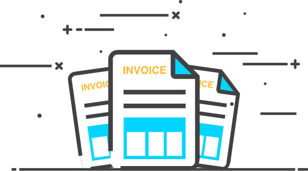cash flo funding invoicing illustration