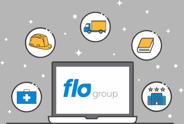 Flo agency sectors