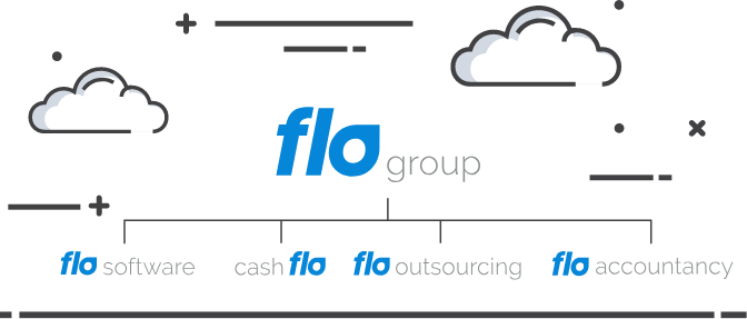 Flo group structure graph