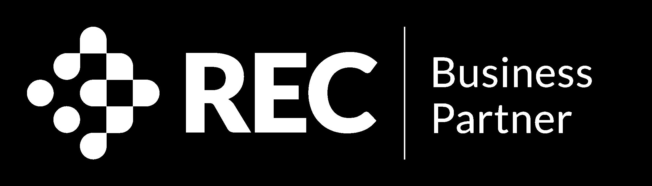REC logo.